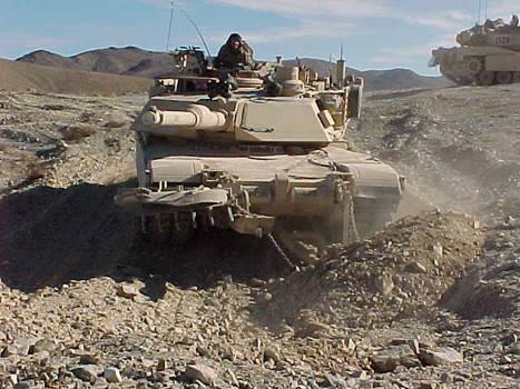 Alpha 23 - M1A2 Mineplow 3