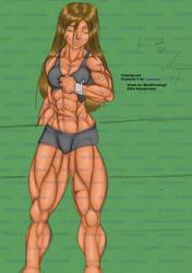 Arwen Sketch by Blackkusanagi - Colored by RBL-M1A2Tanker