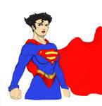 Dye-cember Challenge 8 - Superwoman