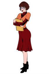 Dye-cember-2020-Velma Dinkley