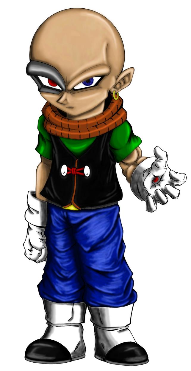 Budokai Guy by RBL-M1A2Tanker