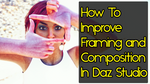 Improve Framing and Composition in Daz Studio by MYDART-CO