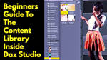 Daz Studio Content Library by MYDART-CO