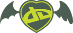DA Love Logo by Igneo78