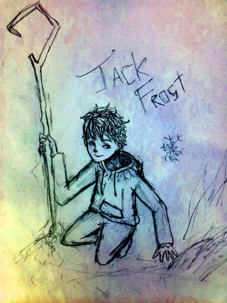 Jack Frost by WalnutProphecy