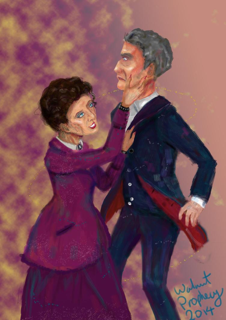Missy x Twelfth Doctor - I Kept You Together by WalnutProphecy