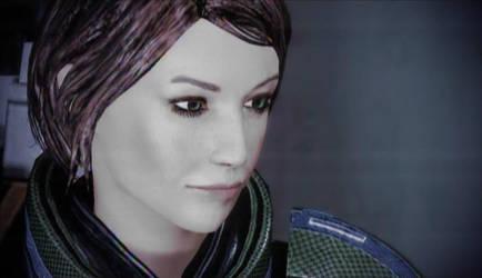 Rin Shepard by killerrin