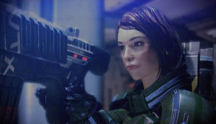 Rin Shepard 2 by killerrin