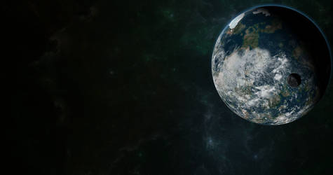 Planet Zamma by killerrin