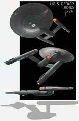 USS Seeker V2 by Ascender56