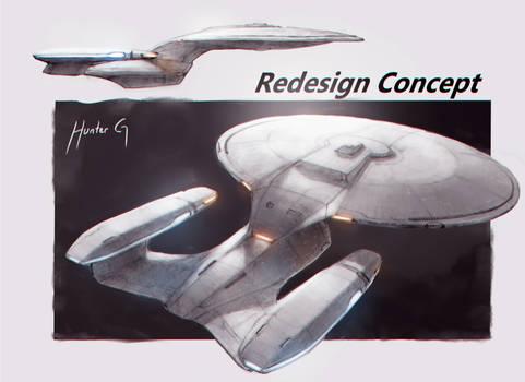 Galaxy Redesign Concept