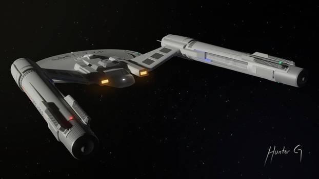 Shepard Class Redesign Concept 1 - WIP