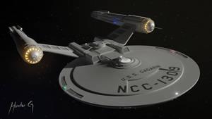 Shepard Class Redesign Concept 2 - WIP