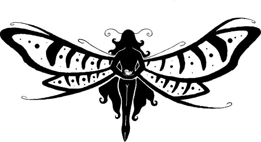ButterflyFairy - shoulder tattoo