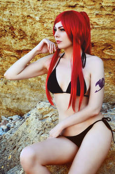 Erza Scarlet fairy tail