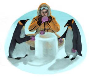 Iced Tea Party by Photia