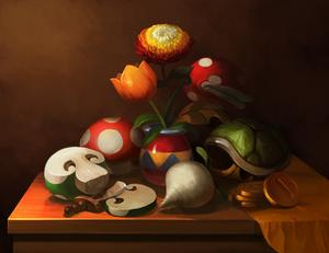 Mario Still Life