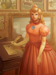 Princess Peach redux
