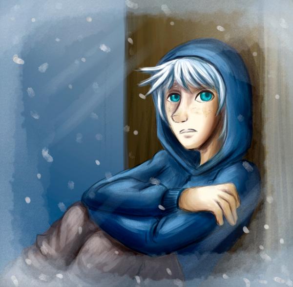 Jack frost window by KanzenCM