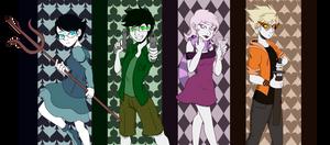 The Alphas Color Compilation