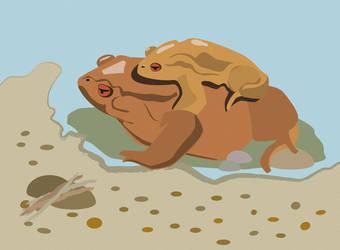 Frogs by Joliet82