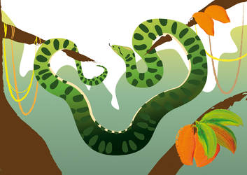 Anaconda by Joliet82