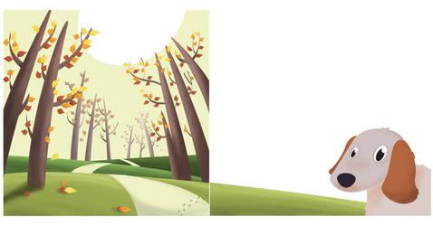 Cico si e' perso nel bosco by Joliet82