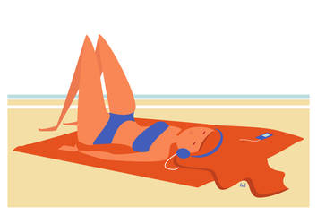 Anatomie da spiaggia #2 by Joliet82