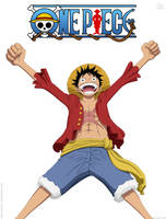 Monkey D. Luffy 2 Years Later by DEIVISCC