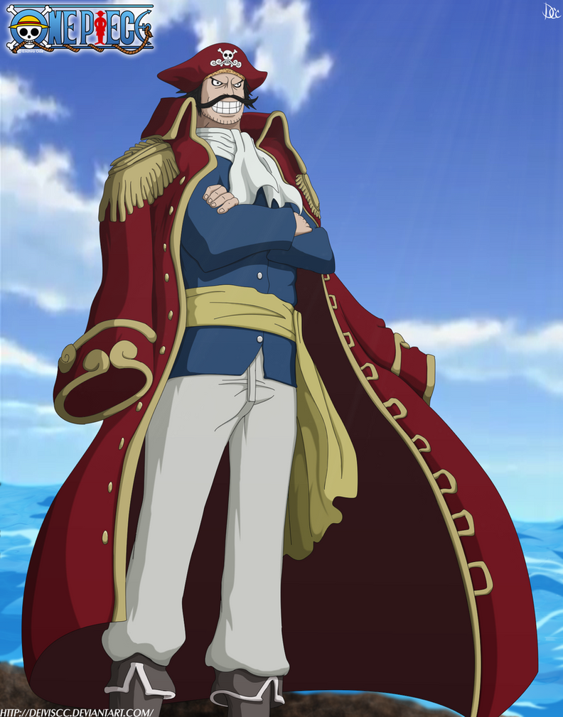 gol d roger the king of the pirates life on the high seas skin
