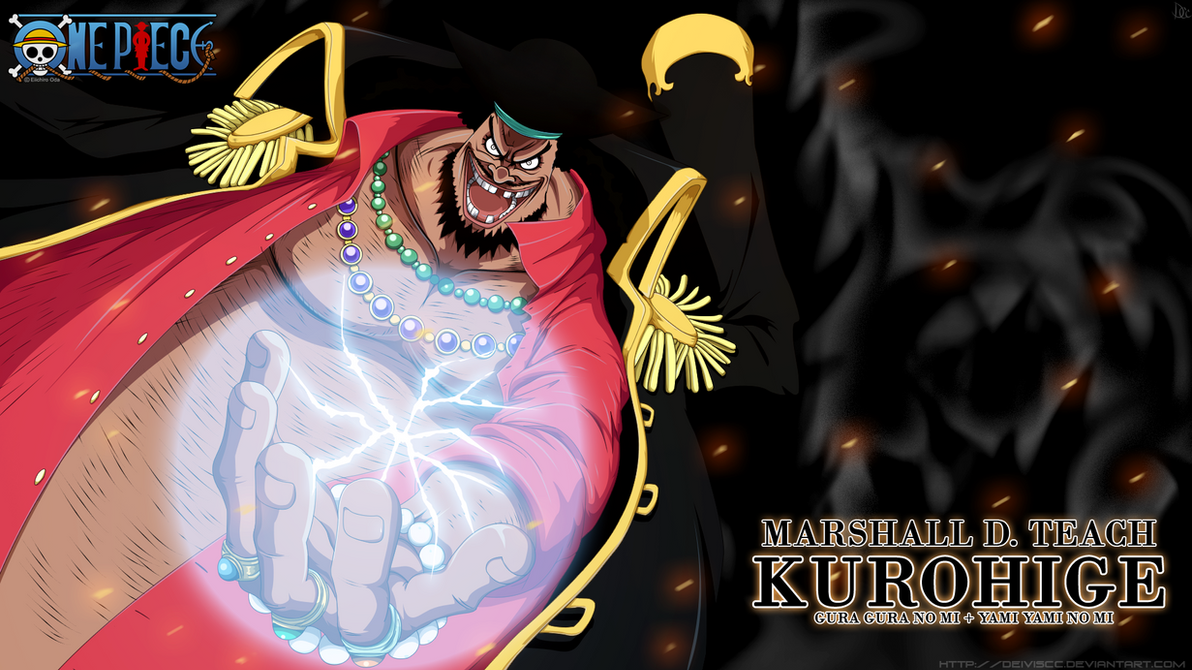 Comparing The Yonko In Terms Of Strength One Piece Forum