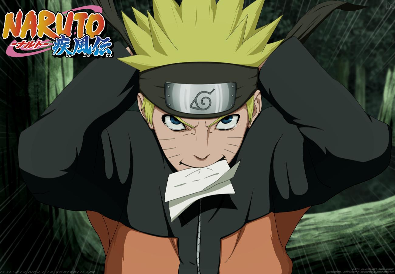 Naruto by DEIVISCC