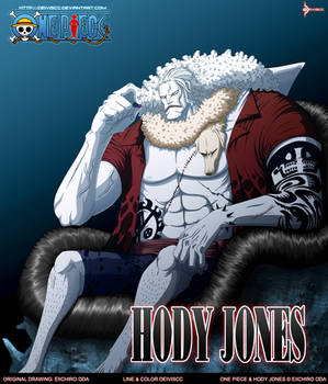 Hody Jones