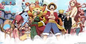 One Piece - New World by DEIVISCC