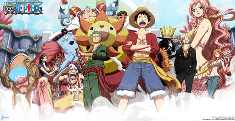 One Piece - New World