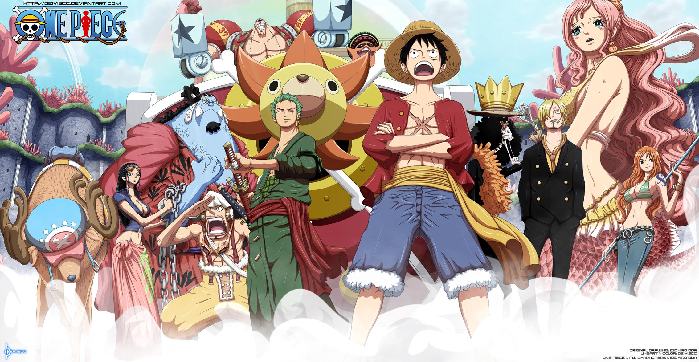 One Piece New World by DEIVISCC