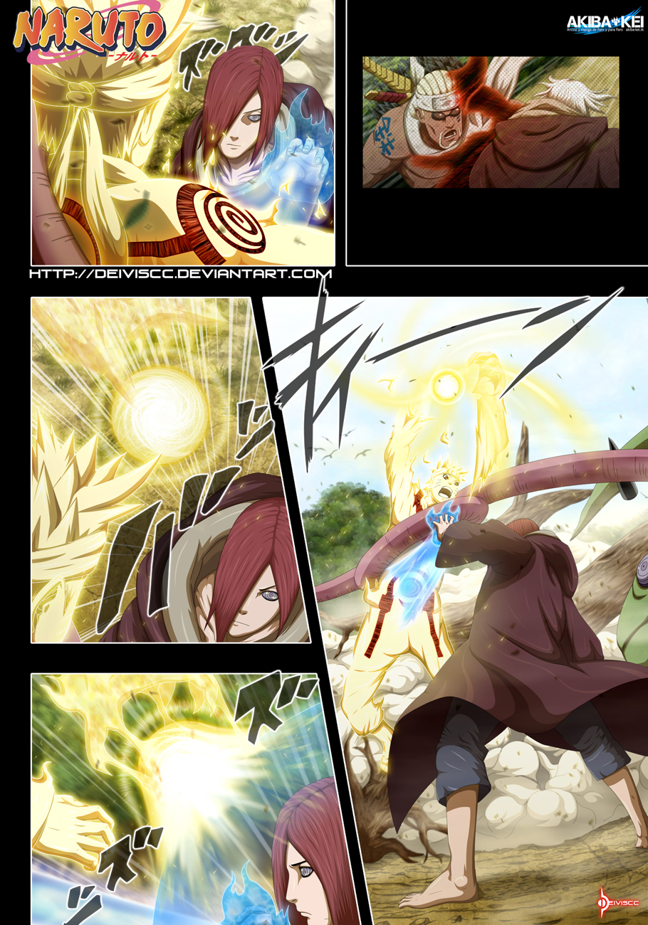 Naruto Manga 511 pg 02 by DEIVISCC