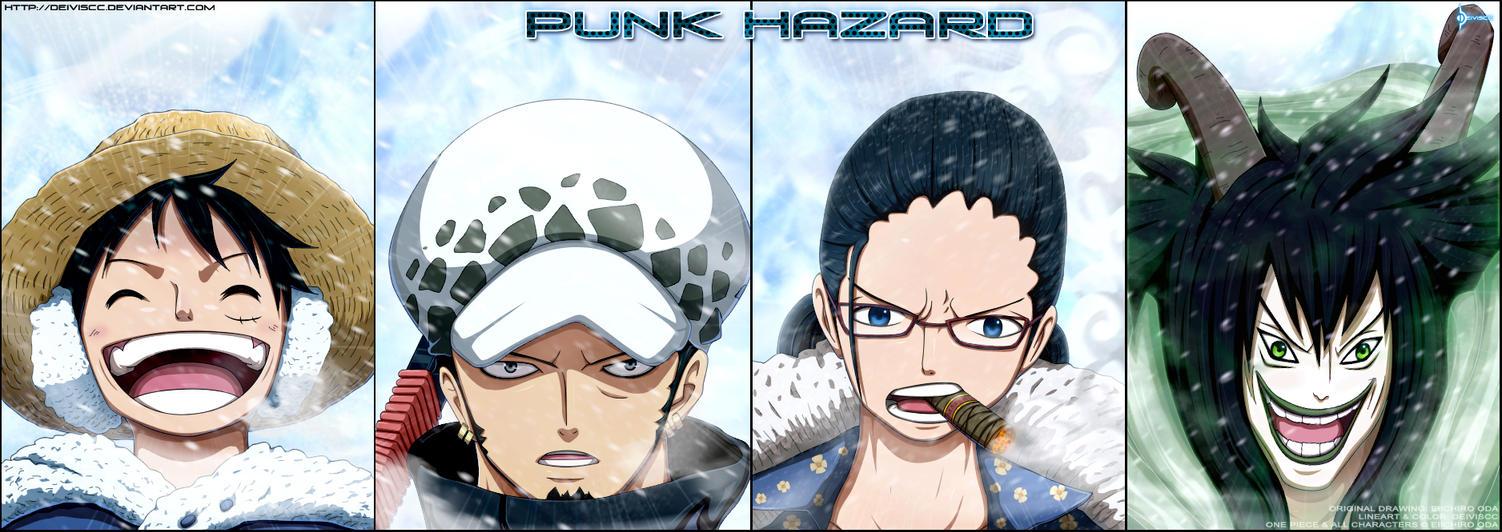 Punk Hazard by DEIVISCC