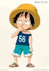 Kid Luffy
