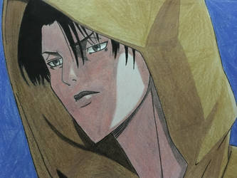 Levi... Again :D by GodRules311