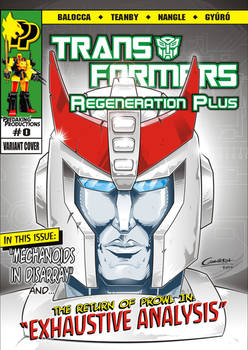 TF Regeneration Plus #0 Variant Cover