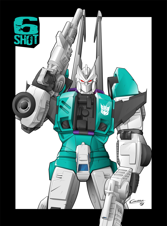 TF Sixshot
