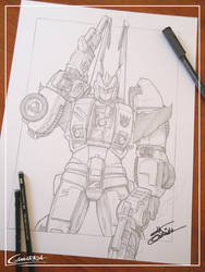 Transformers Sixshot