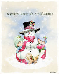 Joyeuses Fetes by MireilleD