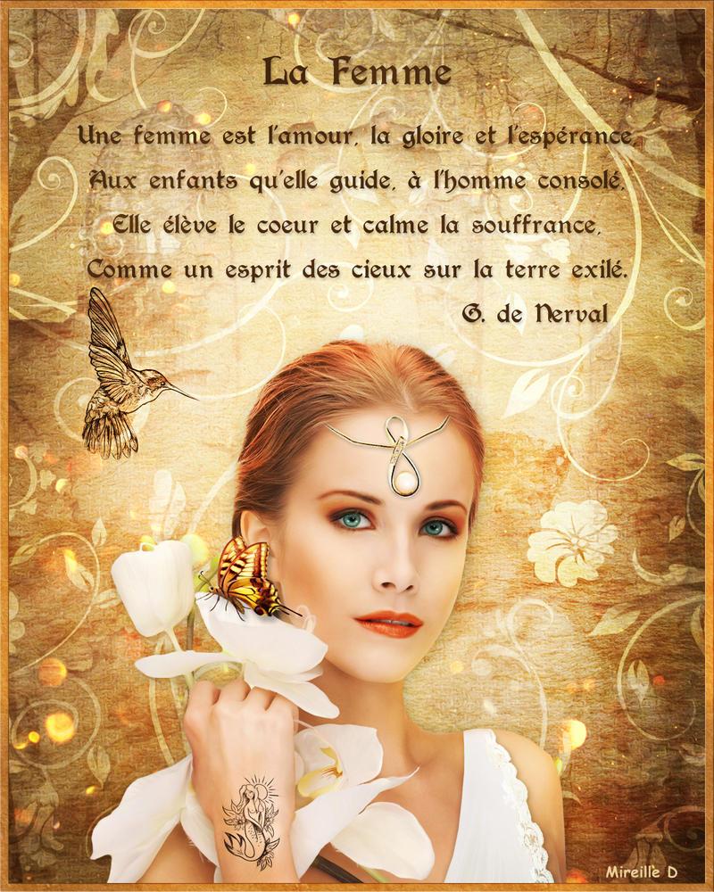 La Femme by MireilleD
