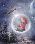Bulle Magique de Noel