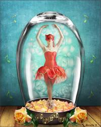 Danseuse Magique by MireilleD