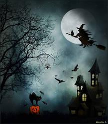 Design Halloween by MireilleD