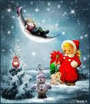 Repos du Pere Noel
