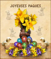 Joyeuses Paques by MireilleD